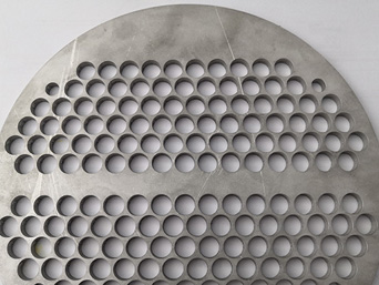 Customised Baffle Plate