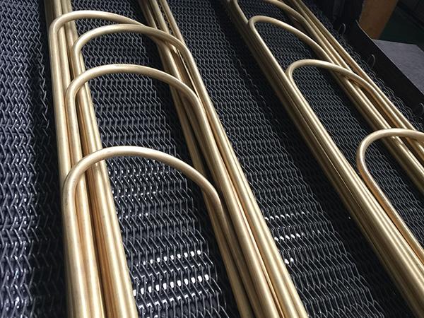 copper alloy  U Bent tube