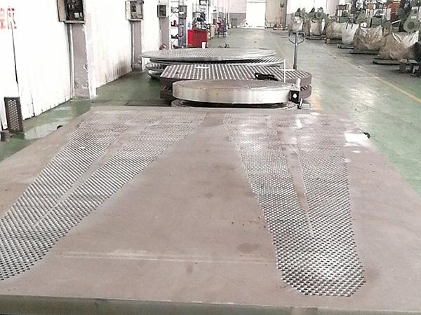 carbon steel tube sheet