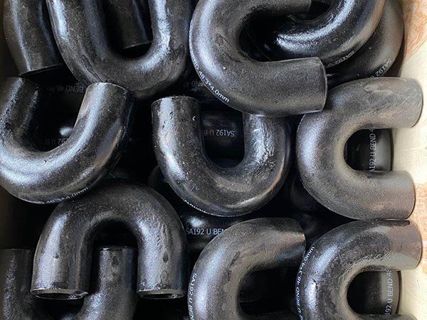 Carbon steel return U bend