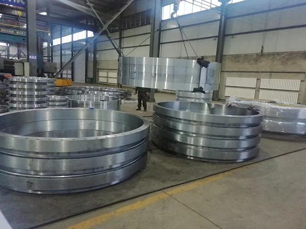 Titanium alloy  flange