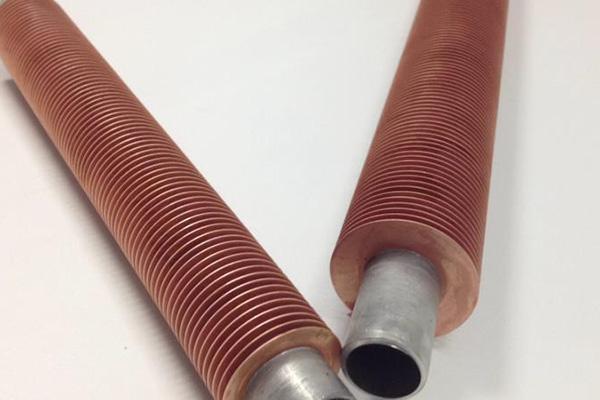 laser welded fin tube