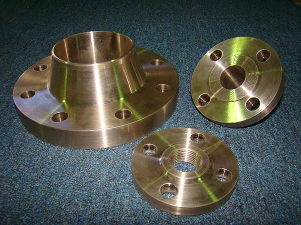 copper alloy  flange